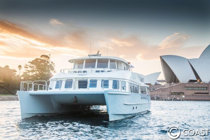 MV Coast Boat Cruises