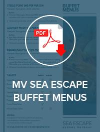 buffet-menu